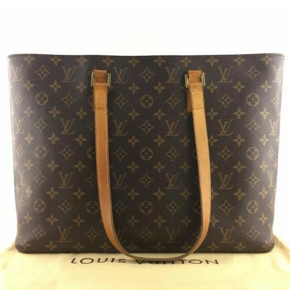 Louis Vuitton Handbags - H1269 Authentic Louis Vuitton LUCO M51155 Hand Bag
